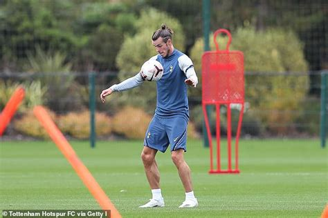 Returnee Gareth Bale can't wait to get started for Spurs