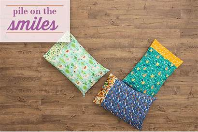 Patchwork Sewing Pillow Allpeoplequilt