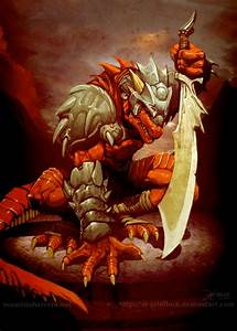 A dragons lair - images gallery: Armored dragon warrior ...