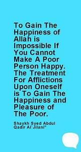 Shaykh Abdul Qa... Al Jilani Quotes