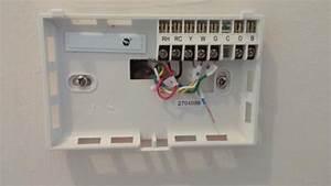 Thermostat Wiring - C Wire