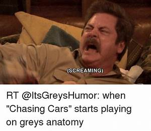 15 Things You're Only Afraid of Because of 'Grey's Anatomy ...