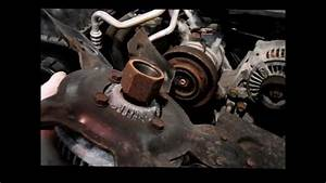 Removing The Fan Clutch On A 2004 Dodge Or Chrysler
