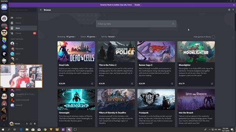 discord nitro discord games youtube