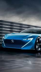 Wallpaper Peugeot Instinct  Geneva Motor Show  2017