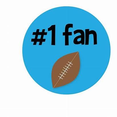 Football Clip Clipart Fan Field Team Goal