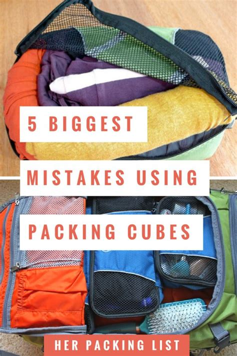 Packing Cubes Everything You Need To Know To Tame Your