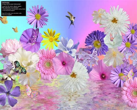 Animated Flowers Wallpapers Free - free butterfly wallpaper animated wallpapersafari