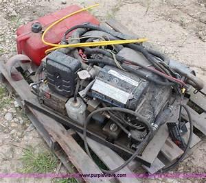 Honda Ev6010 Rv Generator