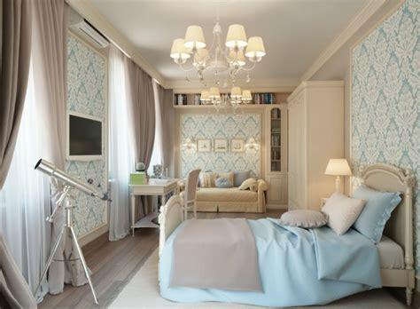 idee deco papier peint chambre adulte la chambre vintage 60 idées déco très créatives