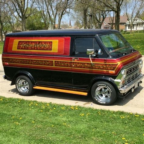 17 Best Images About Custom Vans On Pinterest Chevy