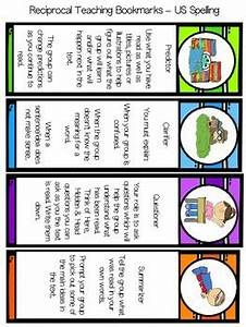 Free Reciprocal Reading Bookmarks By Mrs N By Mrs N 39 S