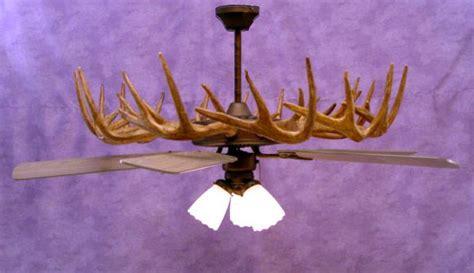 deer antler ceiling fan antler ceiling fan light deer chandelier lamps by cdn