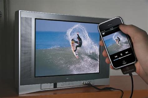 how to connect iphone to smart tv view your iphone s on your tv with showtime from