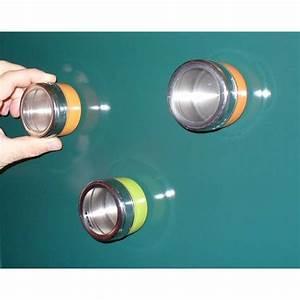 Pots à épices : pots pices tableau magn tique bo te pices 6 pots pices color s ~ Teatrodelosmanantiales.com Idées de Décoration
