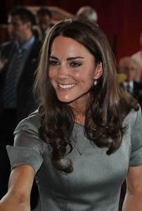 "Duchess Kate: ""Kensington"" dress by Catherine Walker ...  Kate"