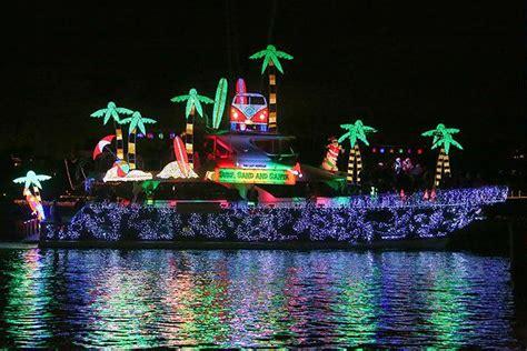 cocoa beach christmas boat parade cocoabeachcom
