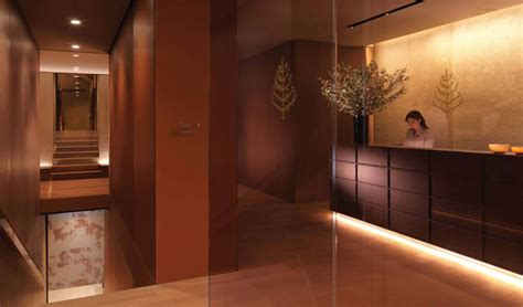 seasons spa interior design  patricia urquiola