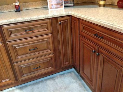 Chestnut Pillow Kitchen & Bathroom Cabinet Gallery