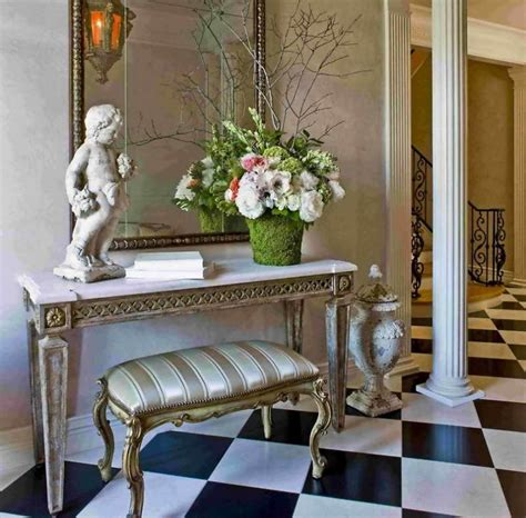 entry table design ideas decoration foyer table ideas interior decoration and