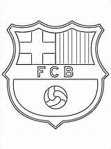 Voetbal sketch template
