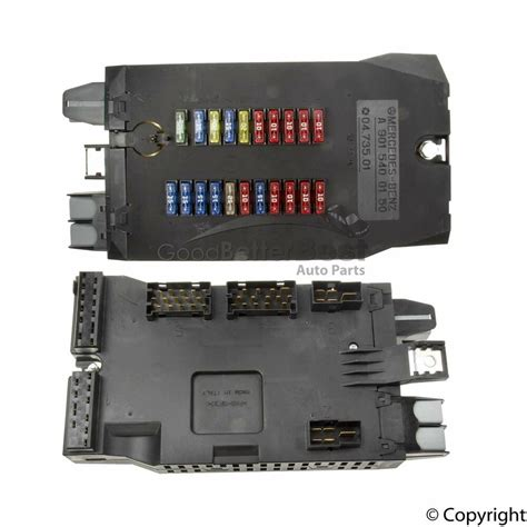 Fuse Box 2007 Dodge 3500 by New Genuine Fuse Box 9015400150 Dodge Freightliner