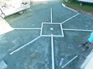 Joint De Dilatation Dalle : terrasse beton joint de dilatation nos conseils ~ Dailycaller-alerts.com Idées de Décoration