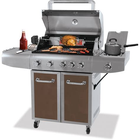 better homes and gardens 5 burner gas grill by generic at