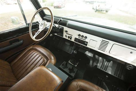 restored  early ford bronco velocity restorations