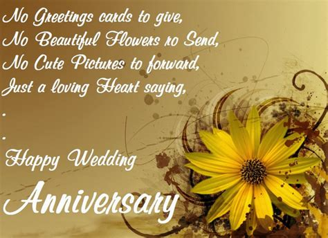 71 Awesome Happy Wedding Anniversary Wishes Greetings Messages Images Sms-parents Sister Wife