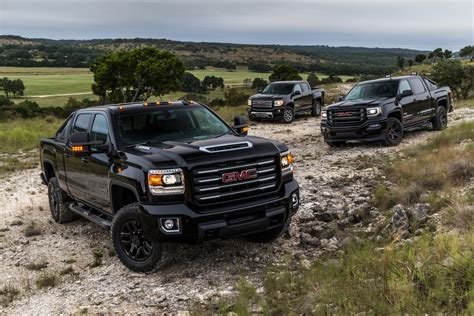 gmc launches  sierra hd  terrain   road truck