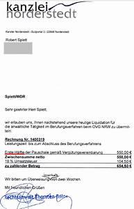 Rechnung Anwalt : spendenaufruf zwei berufungen vor dem ovg ~ Themetempest.com Abrechnung