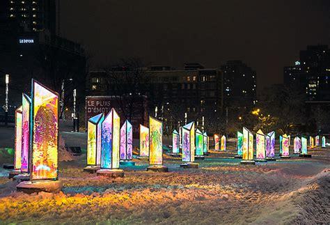 luminotherapie montreal quartier des spectacles
