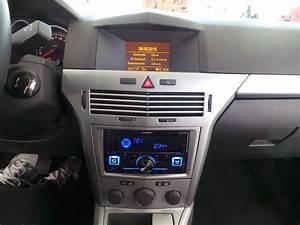 Radio Opel Astra H : radioblende opel astra h matt chrom opel radioblenden ~ Jslefanu.com Haus und Dekorationen