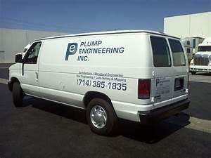 custom van graphics and hard hat decals anahiem ca With custom van lettering