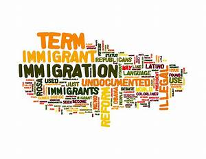 Immigration In and Out of the Classroom: The Power of Words