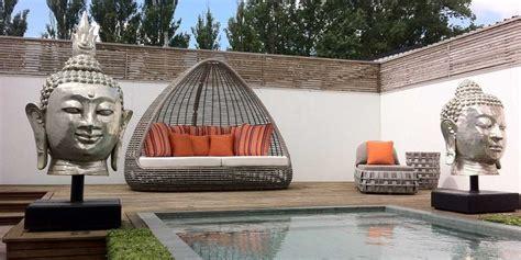 canape en rotin mobilier de jardin haut de gamme c 39 est lusso