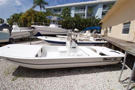 Carolina Skiff Guide Boat by Carolina Skiff J1650 Boats For Sale