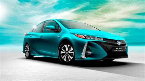 hybride rechargeable toyota nouvelle toyota prius rechargeable hybride electrique