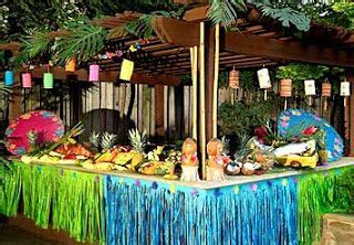images  luau party  pinterest luau party