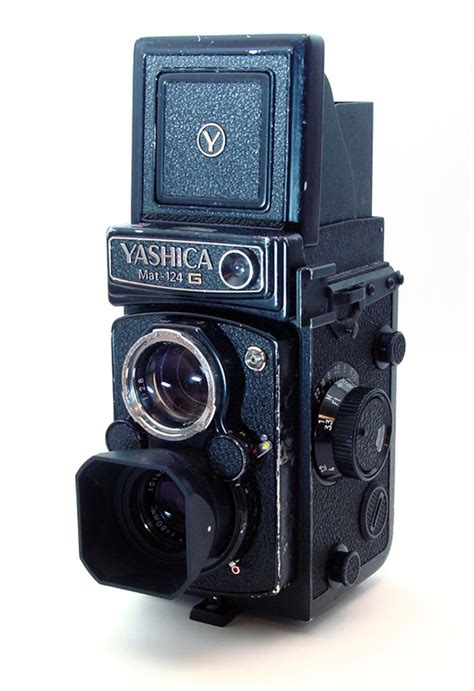yashica mat 124g yashica mat 124g experiences with the popular tlr