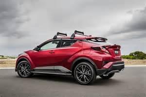 New Toyota SUV C HR
