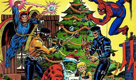 marvel christmas comic books comics batman story