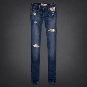 Best Hollister Ripped Jeans Photos 2017 – Blue Maize
