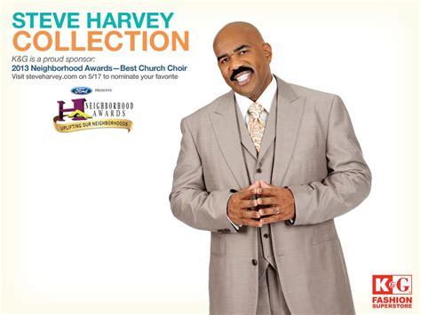 The Spring 2013 Steve Harvey Collection For K & G