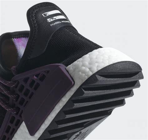 pharrell  adidas nmd hu holi mc deepest purple le site de la sneaker