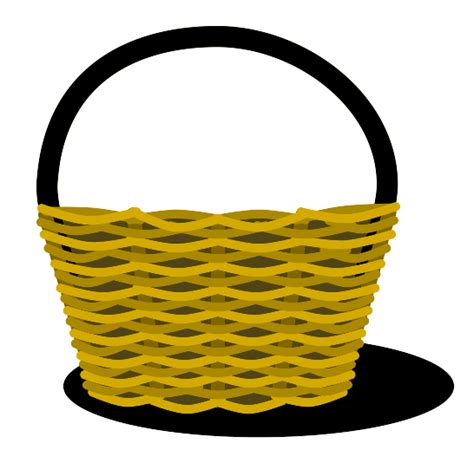 Download for different resolutions for designing purposes. Empty Apple Basket Clipart | Clipart Panda - Free Clipart ...