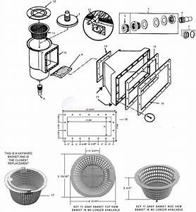 Muskin Skm03 Skimmer    Inlet Parts