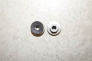 Hex Nut With Washer With Rubber  Infasco Nut Lp