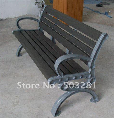 cast aluminium park benches cast iron leg patio benches